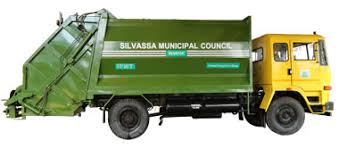 Rear Loading Garbage Compactor